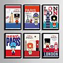 preiswerte Kunstdrucke-Menschen Klassisch, Ein Panel Segeltuch Vertikal Druck Wand Dekoration Haus Dekoration