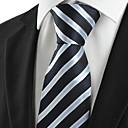 baratos Acessórios Masculinos-Homens Luxo / Listras Fashion Criativo