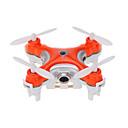 olcso RC quadcopterek és drónok-RC Drón Cheerson CX-10c RTF 4CH 6 Tengelyes 2,4 G HD kamerával 0.3MP 480P RC quadcopter 360 Fokos Forgás / Kamerával RC Quadcopter /