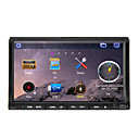 economico Parrucche sintetiche senza cuffia-7 pollice 2 Din Windows CE 6.0 / Windows CE In-Dash DVD Player Bluetooth integrato / GPS / iPod per Supporto / RDS / Comandi al volante