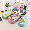 cheap Cases & Purses-Creative Writing Case Totoro Pen Bag Simple Cartoon High-Capacity Pencil Case Lovely Students Pencil Bags