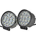 cheap Vehicle Working Light-KAWELL Car Light Bulbs 42 W 2700 lm 14 LED Working Light For