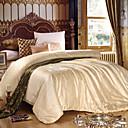 billige Quilts og sengetepper-Komfortabel 1stk dyne, Håndlavet Håndlavet Håndlaget Ensfarget