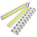 baratos Luzes de Circulação Diurna-2pcs Carro Lâmpadas 60W COB 5680lm 30 Lâmpada de Seta / Tira de Luz / Luz Diurna