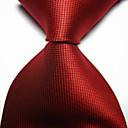 baratos Acessórios Masculinos-Homens Luxo Quadriculado Fashion Criativo