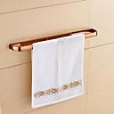 preiswerte Handtuchhalter-Handtuchhalter Moderne Messing 1 Stück - Hotelbad 1-Handtuchstange