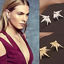 voordelige Oorbellen-Dames Oorknopjes Voor achter gestileerde oorbellen oorbellen Sieraden Zilver / Gouden Voor Bruiloft Feest Dagelijks Causaal