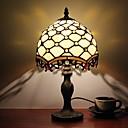 baratos Luminárias de Mesa-Multi-Tonalidades Tifani / Rústico / Campestre / Inovador Luminária de Escrivaninha Resina Luz de parede 110-120V / 220-240V 25W