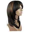cheap Synthetic Capless Wigs-Synthetic Wig Wavy Chestnut Brown Synthetic Hair Women's Wig Medium Length Capless