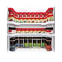 abordables Repisas y Soportes-Organización de cocina Repisas y Soportes Plástico Fácil de Usar 1pc