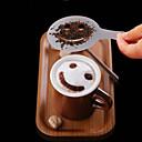 baratos Artigos de Forno-Plástico Manual 1pç Filtro de Chá / Diário / Café