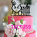 cheap Kids' Headpieces-Beautiful Cake Toppers  With 3 Colors Elegant Wedding Reception