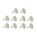 cheap LED Spot Lights-5W 450-550 lm GU10 LED Spotlight 18 leds SMD 5630 Warm White Cold White AC 220-240V