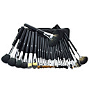 cheap Makeup Brush Sets-32pcs Makeup Brushes Professional Makeup Brush Set Mink Hair / Goat Hair / Pony Professional / Hypoallergenic / Limits Bacteria Big Brush