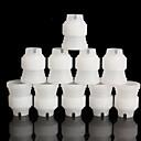 preiswerte Weinregale-Backwerkzeuge Kunststoff Umweltfreundlich Kuchen Dekorierwerkzeug 10 Stück