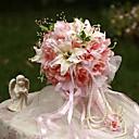 """ieftine Flori de Nuntă-Flori de Nuntă Buchete Nuntă Party / Seara Mătase  13.78""""(Approx.35cm)"""