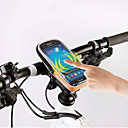 cheap Front & Rear Racks-ROSWHEEL Cell Phone Bag / Bike Handlebar Bag 5.5 inch Touch Screen Cycling for Samsung Galaxy S6 / iPhone 5C / iPhone 4/4S / iPhone 8/7/6S/6 / Waterproof Zipper