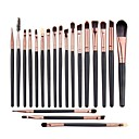cheap Concealers & Contours-20pcs Makeup Brushes Professional Makeup Brush Set / Blush Brush / Eyeshadow Brush Goat Hair / Pony / Synthetic Hair Classic / Middle