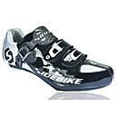 cheap Footwear & Accessories-SIDEBIKE Road Bike Shoes Carbon Fiber Waterproof, Anti-Slip, Cushioning Cycling Black / Red / Green Men's