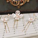 billige Brudesjaler-Plast Hair Pin med 1 Bryllup / Speciel Lejlighed / Afslappet Medaljon