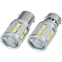 cheap Car Fog Lights-exLED 2pcs 1157 Car Light Bulbs 13W SMD 5630 220lm 12 Brake Light