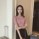 preiswerte Einbauleuchten-Damen Street Schick Pullover - Gestreift