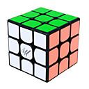 baratos Quebra-Cabeças 3D-Rubik's Cube YONG JUN 3*3*3 Cubo Macio de Velocidade Cubos mágicos Cubo Mágico Nível Profissional Velocidade Concorrência Dom Clássico