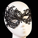 cheap Party Headpieces-Crystal Lace Fabric Tiaras Masks 1 Wedding Special Occasion Party / Evening Headpiece