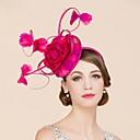 preiswerte Hochzeitsgeschenke-Flachs / Feder Fascinatoren / Hüte mit 1 Hochzeit / Besondere Anlässe / Normal Kopfschmuck