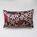 halpa Tyynyliinat-1 kpl Polyesteri Tyynynpäälinen, Kukka Perinteinen