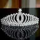 cheap Party Headpieces-Rhinestone / Alloy Tiaras / Headbands / Headwear with Floral 1pc Wedding / Special Occasion Headpiece
