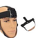 preiswerte Zubehör für GoPro-Helmhalterung / Kopfbänder Träger Verstellbar Zum Action Kamera Gopro 5 Xiaomi Camera Gopro 4 Gopro 3 Gopro 3+ Gopro 2 Gopro 1 SJ4000