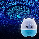 preiswerte Nachtleuchten-1 Stück Sky Projektor Nachtlicht Batterie Dekorativ 220 V