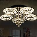 hesapli Gömme Montaj-Sıva Altı Monteli Aşağı Doğru - Kristal, LED, 110-120V / 220-240V, Sarı / Beyaz, LED Işık Kaynağı Dahil / 15-20㎡ / Birleştirilmiş LED