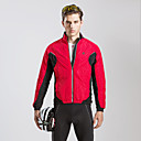 cheap Cycling Jackets-TASDAN Men's / Women's Cycling Jacket Bike Jacket / Windbreaker / Winter Jacket Thermal / Warm, Windproof, Breathable 100% Polyester,