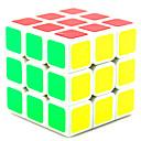 baratos Cubos de Rubik-Rubik's Cube Shengshou 3*3*3 Cubo Macio de Velocidade Cubos mágicos Cubo Mágico Nível Profissional Velocidade Dom Clássico Para Meninas