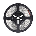 halpa Taskulamput-SENCART 5m Joustavat LED-valonauhat 300 LEDit 5630 SMD Lämmin valkoinen / Valkoinen / Punainen Leikattava / Vedenkestävä / Yhdistettävä 12 V / IP68 / Ajoneuvoihin sopiva / Itsekiinnittyvä