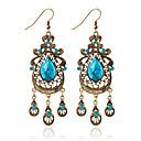 preiswerte Ohrringe-Damen Tropfen-Ohrringe / Kreolen - Modisch Blau Für Hochzeit
