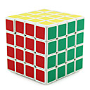 abordables Adhesivos Completos para Uñas-Cubo de rubik Shengshou Venganza 4*4*4 Cubo velocidad suave Cubos mágicos rompecabezas del cubo Nivel profesional Velocidad Competencia