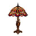 povoljno Stolne svjetiljke-Tiffany Zaštita očiju Uredska lampa Za Resin 110-120V 220-240V