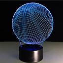 billige Original belysning-1 stk 3D natlys Dekorativ LED