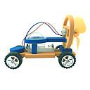 preiswerte DIY Spielzeug-Spielzeug-Autos Wissenschaft & Entdeckerspielsachen Rennauto Spielzeuge Katze Elektrisch Stücke