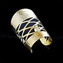 baratos Pulseiras-Mulheres Bracelete - Fashion Pulseiras Dourado Para Festa