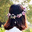 abordables Joyería para el Cabello-Mujer / Chica Flor, Tela de Encaje / Legierung Diadema - Elegante