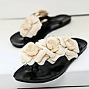 povoljno Odjeća za fitness, trčanje i jogu-Žene Sandale Ravna potpetica Cvijet PVC Proljeće / Ljeto Fuksija / Zelen / Badem