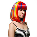 olcso Mobiltelefon tokok & Képernyő védők-Szintetikus parókák Szintetikus haj Paróka Női Rövid Sapka nélküli