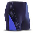cheap Athletic Swimwear-Men's Swim Shorts Chlorine resistance, Breathable Chinlon / Elastane Swimwear Beach Wear Board Shorts Patchwork Swimming / Stretchy