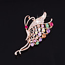 cheap Pins and Brooches-Women's Brooches - Fashion Brooch Rose Pink For Wedding