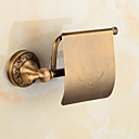 cheap Bathroom Sink Faucets-Toilet Paper Holder Antique Brass 1 pc - Hotel bath