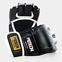 cheap Punching Bags & Boxing Pads-Boxing Bag Gloves / Pro Boxing Gloves / Boxing Training Gloves for Martial art / Mixed Martial Arts (MMA) Fingerless Gloves Protective Synthetic Leather / Leatherette / Polyester